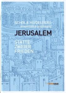 Jerusalem Konzerte November 2015