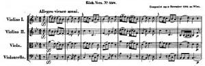 Mozart Jagd