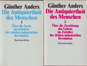 Anders Antiquiertheit