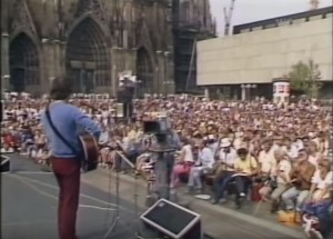 Dick Gaughan WDR Folkfestival Domplatz