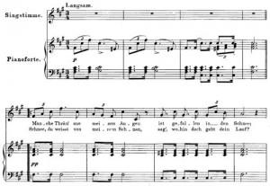 Schubert Wasserfluth Anfang
