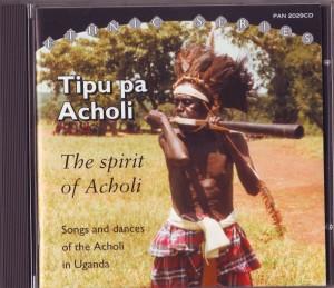 Uganda Acholi CD