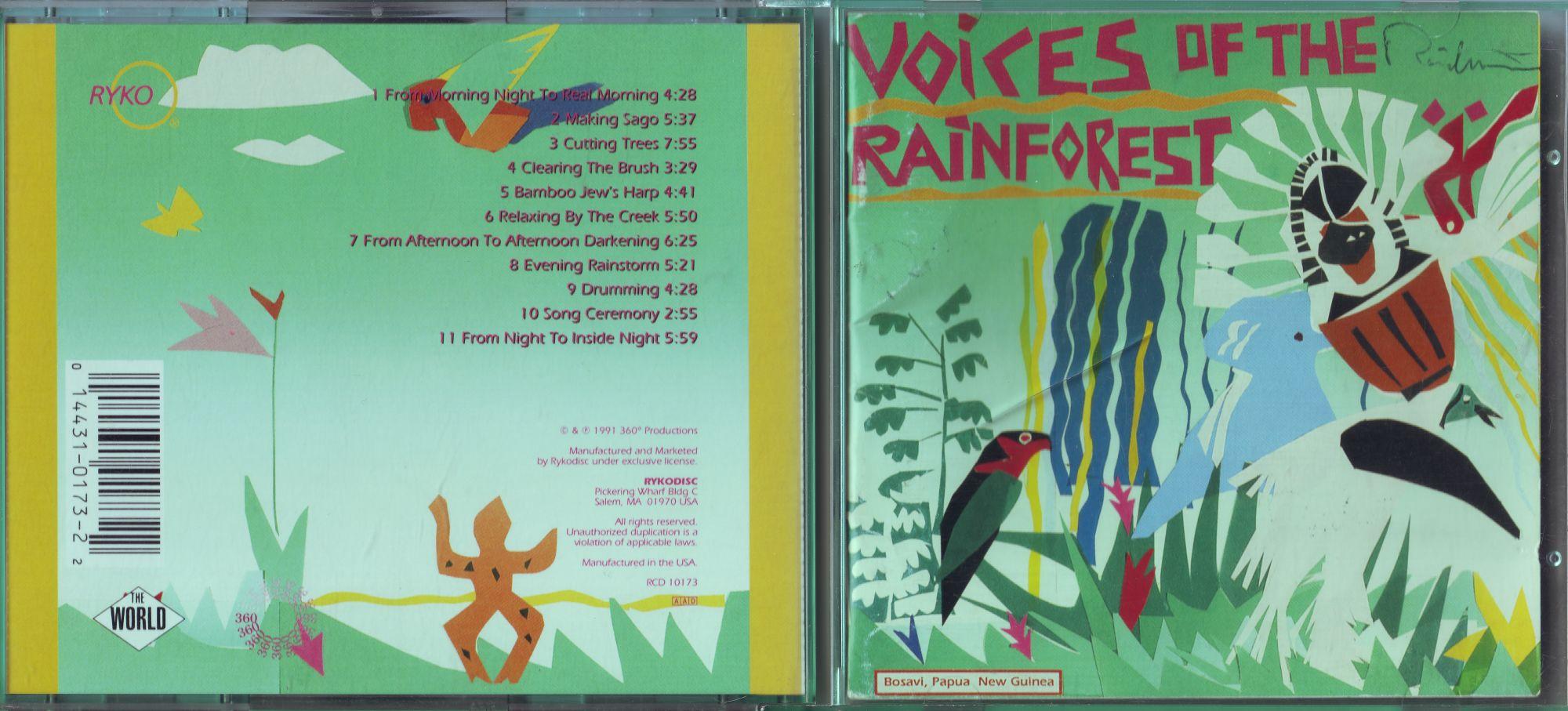 Kaluli - Voices Of The Rainforest
