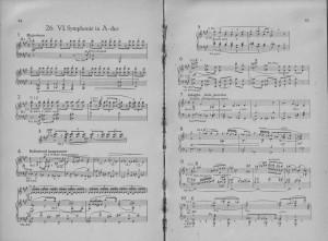 Bruckner VI 1-2