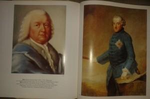 Bach & Friedrich II