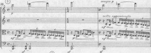 Bartók Klage-Sekunde