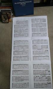 Haydn Quinten-Quartett