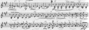 Schumann nachschlagend b