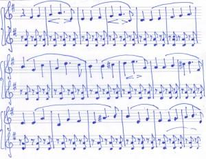 Schumann nachschlagend einfach