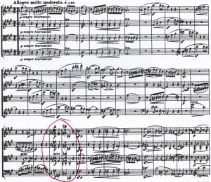 Schumann op 41,3 Scharnier