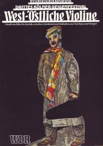 West-Östliche Violine III 1989