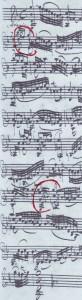 bach g sonata detail