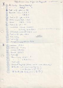 Dahertag-Aufnahmen 1969
