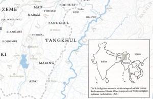 NAGA in Indien und Burma Detail