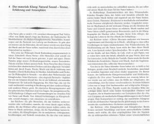 Soundscape Werner Text