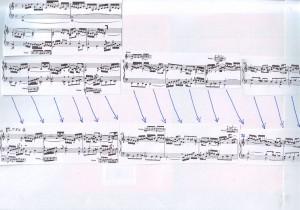 Bach C-dur Praeludium a