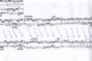 Bach C-dur Praeludium a-b
