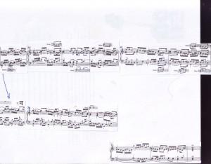 Bach C-dur Praeludium b