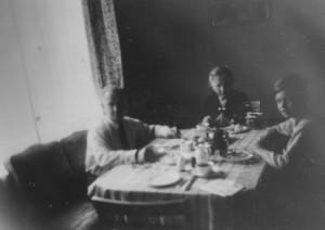 Familienkaffee 1952
