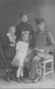 Opa Familie 1915