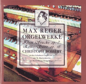 Reger jung Orgel Cover a