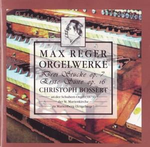 Reger jung Orgel Cover a