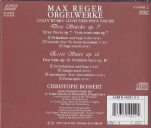 Reger jung Orgel Cover b