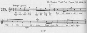 Bartok Scherzo Melodie