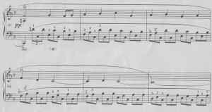 Chopin Impromptu Fis-dur F-Teil