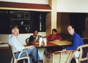 Mumbai 1998 Clive Bell