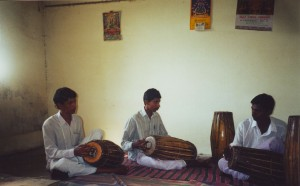 Mumbai 1998 Drum Lesson