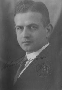 Artur ca 1925