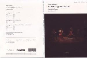 Cuarteto Casals Schubert
