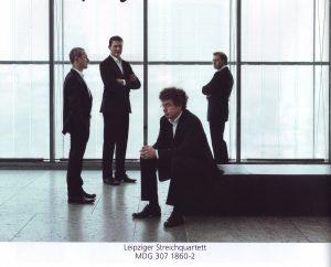 Leipziger Str-quartett Foto