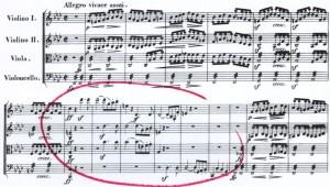 Mendelssohn op 80 Schrei