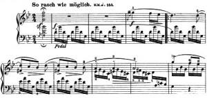 Schumann Schnellstmöglich