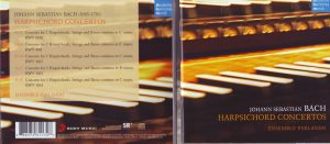 Bach Cembalo Konzerte