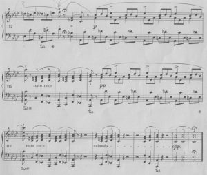Chopin Impromptu As Schluss