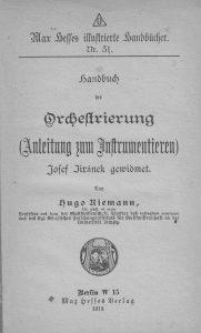 Riemann Titelseite innen AR