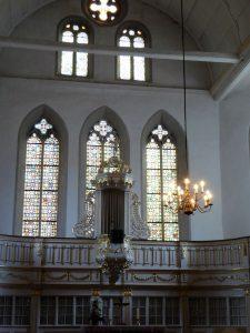 Arnstadt Bach-Kirche Altar