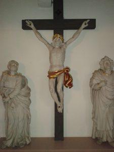 Arnstadt Bach-Kirche Crucifixus 2