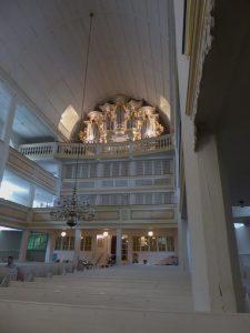 Arnstadt Bach-Kirche Orgel