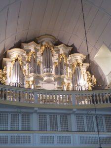 Arnstadt Bach-Orgel allein