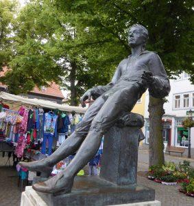 Arnstadt Denkmal