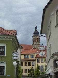 Arnstadt Kneipe Kirche