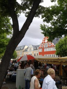 Arnstadt Markt JR1