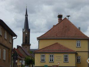 Bachhaus-Suche Wechmar
