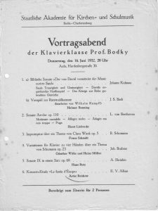 Bodky 1932