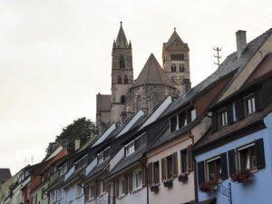 Fahrt Breisgau b