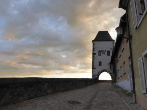 Fahrt Breisgau f